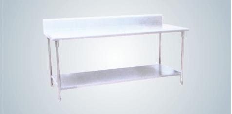 遵义不锈钢靠背工作台