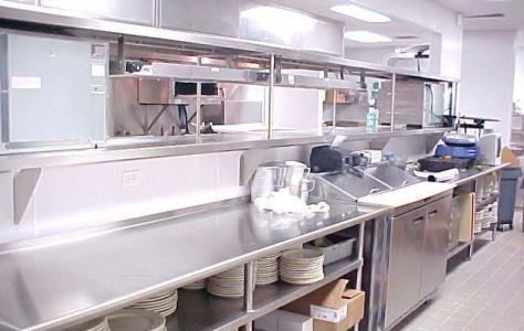 不锈钢厨房设备厂家