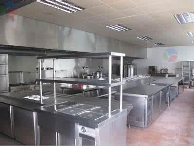 贵阳不锈钢厨房设备