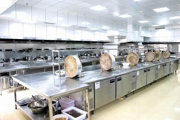 贵阳厨房设备及器具安全使用的原则